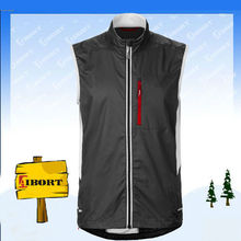 JHDM-2194 mens outdoor functional vest/waistcoats
