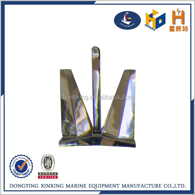 china made hot dip galvanized pool anchor for boat marine