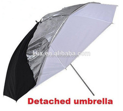 White/Black Umbrella Soft Box Photography Umbrella Studio Photo Light Reflective Diffuser Umbrella