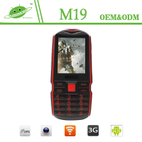 CDMA IP65 rugged bar mobile phone