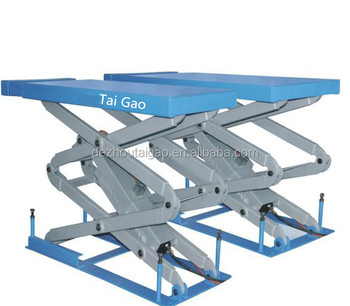 Best quality electric small scissor lift /automotive scissor lift/car scissor lift with CE