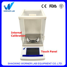 Hot selling lab chemical industry analytical balance weighing scale