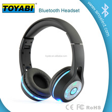 LED bluetooth headset stereo for sufi music nusrat fateh ali khan mp3