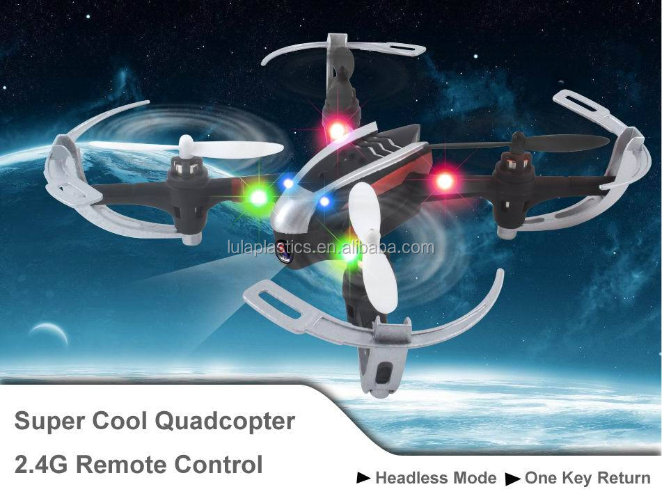 New design LULA Drone 4 Channel 2.4G RC Helicopter with 2MP HD Camera