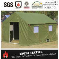 100% polyester flame retardant outdoor camping house tent oxford fabric