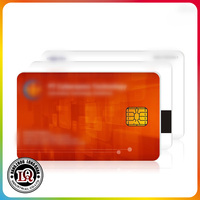 PVC RFID Credit Card with Chip