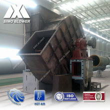 Heavy duty wear resistance Clay sand rotary kiln blower fan