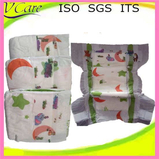 Disposable High Quality Prima Diaper Baby Factory In China
