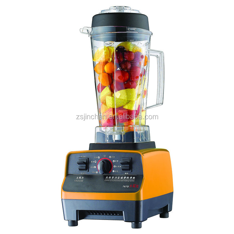 as seen as on tv juicer blender 1500w automatic blender with BPA free baby food blender