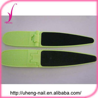 Buy Wholesale From China Plastic Foot File With Long Handle
