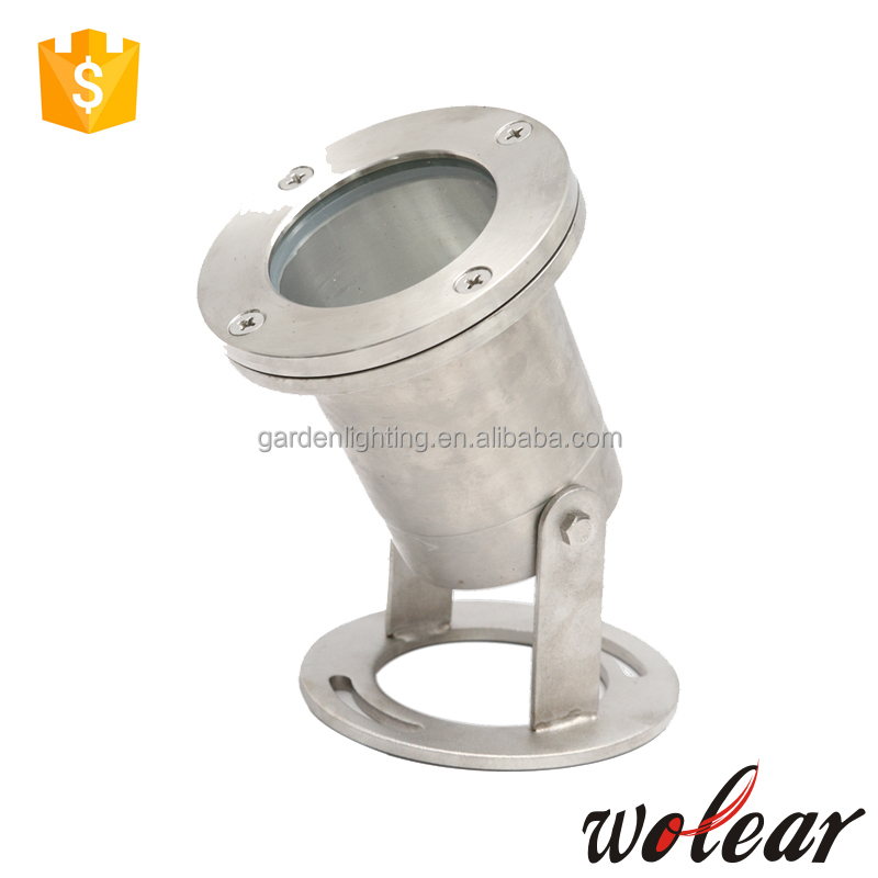 use 5000 hours working time bulb led pool light