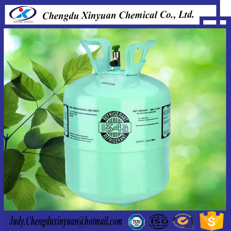 Wholesle all types R134a for refrigerant gas