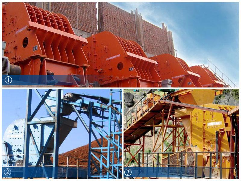 HUAZHONG exported Pakistan River stone crusher