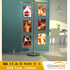 New Products Innovative Product 24 x 36 Picture Frame Real Estate LED Light Poster Suspending Cable Light Box