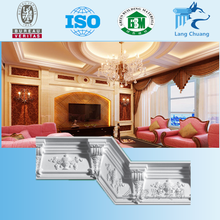 2016 China Factory Building Material Noiseproof Plaster Paris Cornices