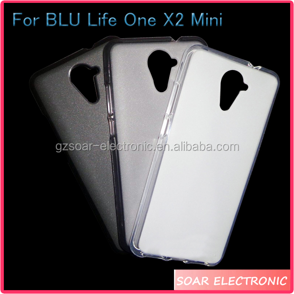 [Soar]China Alibaba Moblie Phone Case For BLU Life One X2 Mini, Transparent TPU Cover Case For BLU Life One X2 Mini