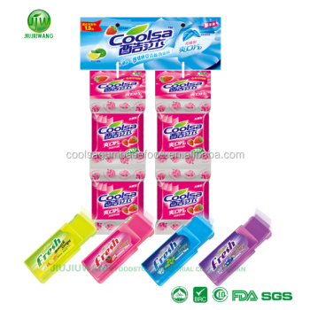 Wrapped oral mintly Breath strips :20pcs-per pack