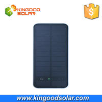 High Quality 10000 Mah Solar Power Bank Panel Portable Charge