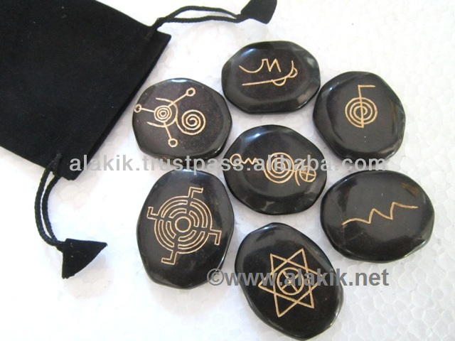 Wholesale Reiki Set from Universal Agate Exports Khambhat : INDIA