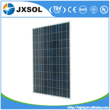 100w poly solar panels solar pv modules with high efficiency with long term warranty