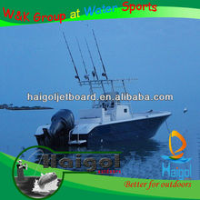 Supply 7.2m//23.6ft FRP fishing boat with Hard Top
