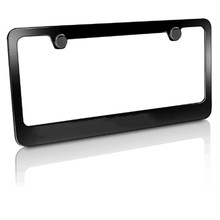 wholesale metal license plate frame USA standard canada type car licence plate frame