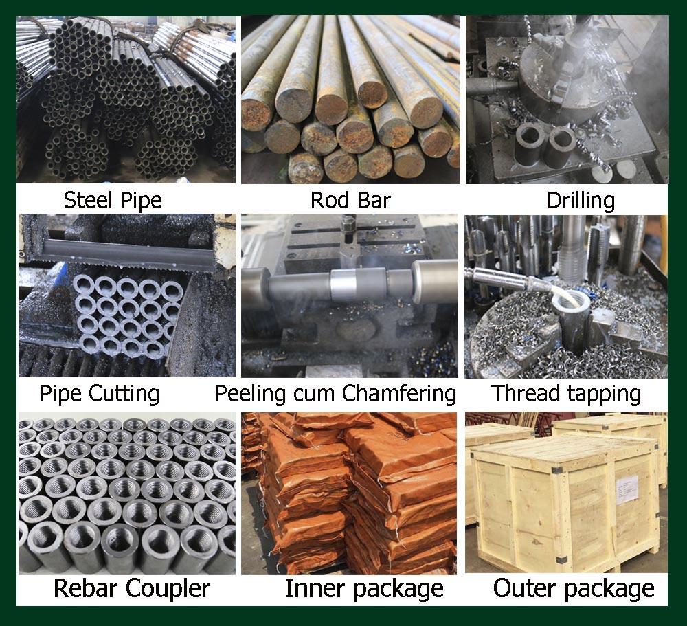 Machanical арматура для навесного оборудования цены на строительных материалов трубы соединительная арматура alibaba китай