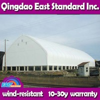 East Standard clear span easy fast installation house