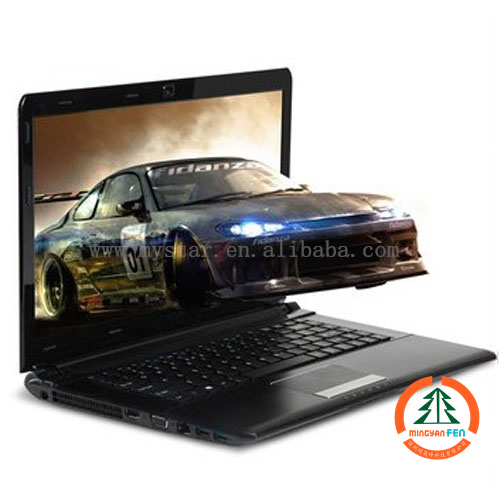 14 inches used laptop with intel core i7 quad-core cpu 4GB memory 500GB hard drive
