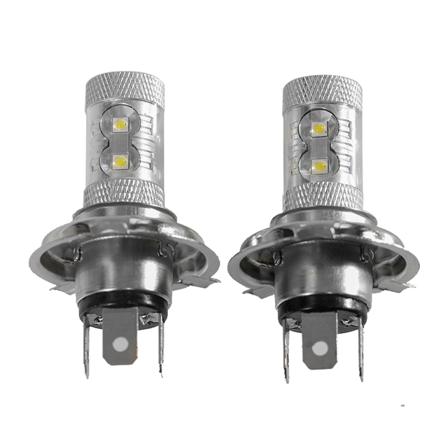 2016 KEEN 1800lm high power H4 led 60W auto light H1 H7 H4 car fog bulb for universal cars