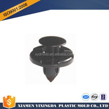 China professional OEM car part plastic injection molding for car clip
