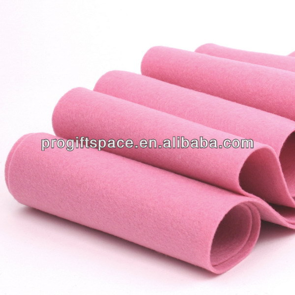 High Quality 100% 5mm Polyester Felt Rolls - Recycled Nonwoven Polyester Felt Sheet for Crafts - OEM Welcomed