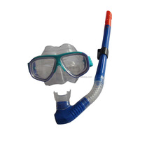 swimming /diving cheap 4x4 mask snorkel set snorkel mask full face mask and snorkel