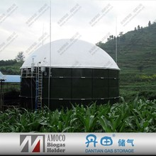 2015 China Large Biogas Septic Tank System for sewage water with biogas cover/holder