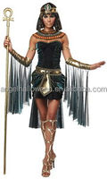Elegant Halloween Carnival Egyptian Cleopatra Adult Costume AGC169