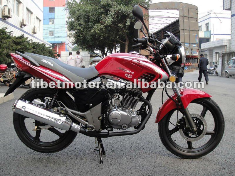Motorcycle motocross ZF 200cc street bike CHINA high quality mini moto (ZF150-3)