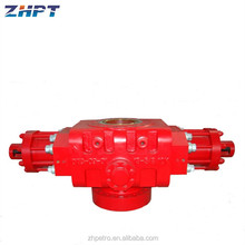 API 16A Single RAM BOP / Blowout Preventer For Oil Well Control