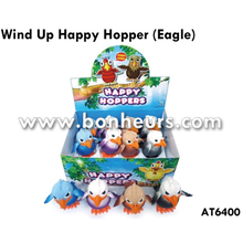 2016 Novelty Toy Eagle Wind Up Happy Hopper