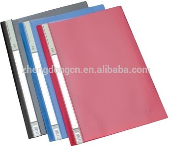 Plastic Folder With Fastener Colored Plastic 60017238106 on electric binder machine