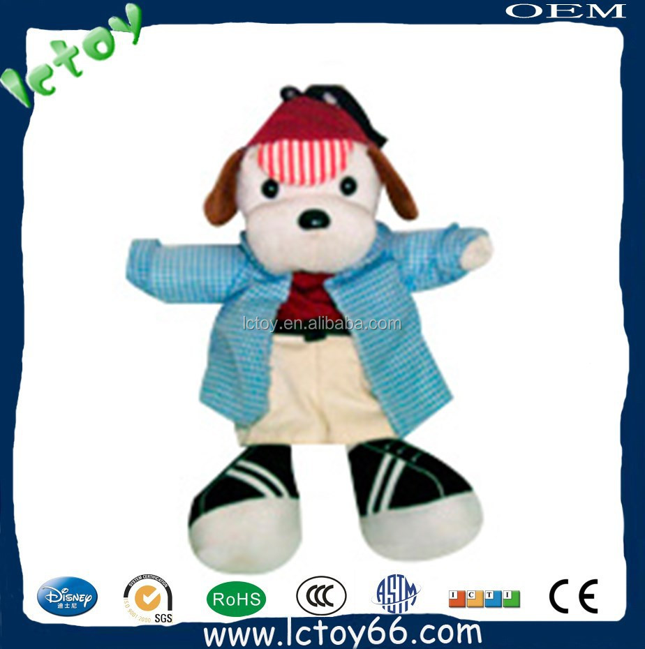custom plush stuffy doll toy