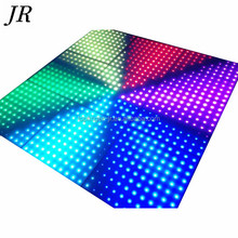 Waterproof Outdoor Illuminated Entertainment 3d Dance Floor