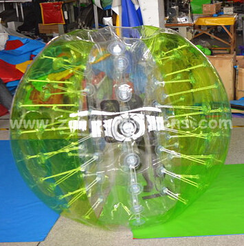 Factory directly sell inflatable body bumper <strong>ball</strong> for outdoor sports BB68-P