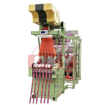 DKJ6/45/256-Computerizer Narrow Fabric Jacquard Loom