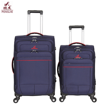 China Supplier  air express luggage classic trolley luggage bag