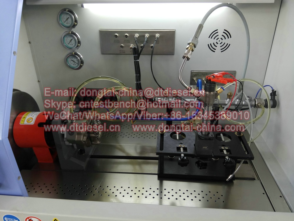 CR816 Common Rail Diesel Injector Test Bench with all data auto repair software
