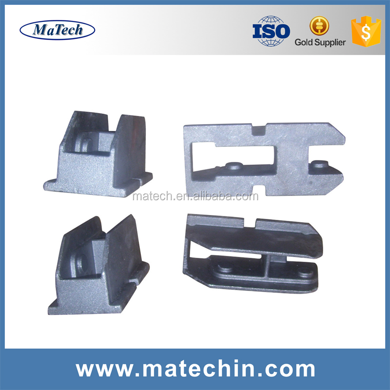 China Foundry Custom Precise Steel Casting Scooter Body Parts