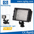 NanGuang CN-126 LED On camera light LED video light for dslr