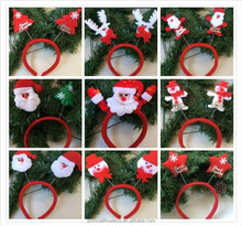 2015 new design wholesale christmas lei