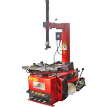 Cheaper Motorcycle Mobile Sunrise Tire Changer NHT830 Automatic Car Tyre Changer with explosive inflatation