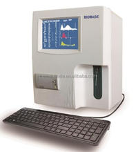 In Vitro Diagnostic Clinical Blood Testing 3-Part 22 Parameters Hematology Analyzer/CBC Analyzer